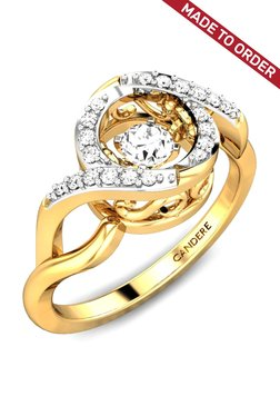 Buy Candere by Kalyan Jewellers Rings - Upto 30% Off Online