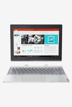 Lenovo MIIX 320 (Atom X5 Z8350/2GB/32GB/25.65cm(10.1)/W10/INT) Platinum TATA CLiQ Rs. 17499.00