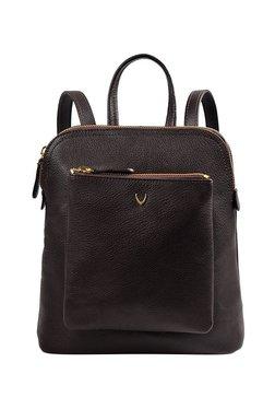 0b5703fb65 Hidesign X Kalki Human 01 Dark Brown Solid Leather Backpack