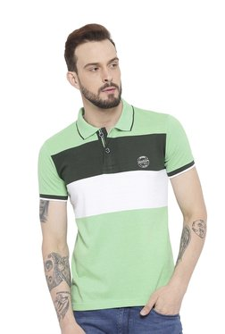 Duke Green Short Sleeves Cotton Polo T-Shirt