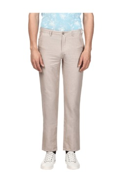 42f0ee616210 Buy ColorPlus Trousers & Chinos - Upto 70% Off Online - TATA CLiQ