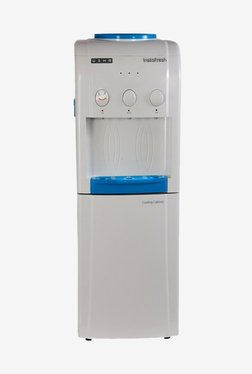 Usha Instafresh Cooling Cabinet 18 L Water Dispenser (White/Blue)