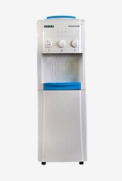 Usha Instafresh Floor Standing Water Dispenser (White/Blue)