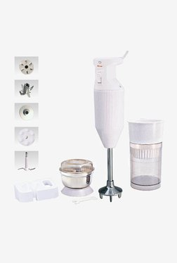 Rico HBCJ 02 150 watts Hand Blender (White)