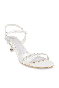 6089cb02599 Metro White Sling Back Sandals