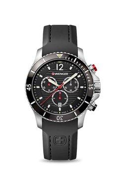 Wenger 01.0643.108 SeaForce Analog Watch For Men