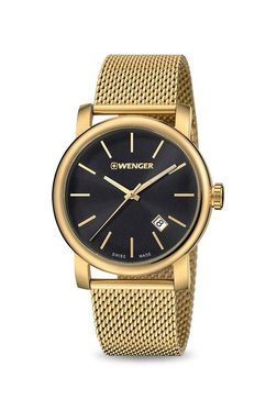 Wenger 01.1041.115 Urban Classic Vintage Analog Watch For Men