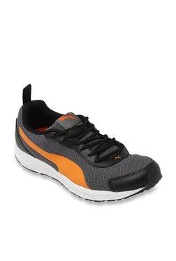Puma Proton Quiet Shade & Vibrant Orange Running Shoes