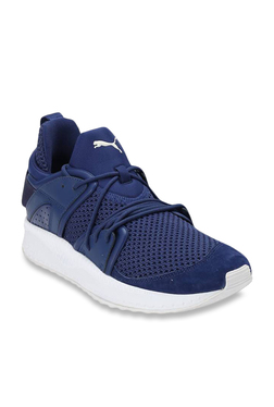 Puma Tsugi Blaze Evoknit Grey Sneakers for Men online in India at ... bf42edaf8