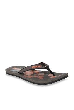 99eb18eb4f16 Reebok Fresco Orange Flip Flops for Men online in India at Best ...