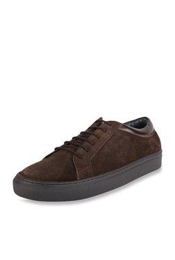 Van Heusen Dark Brown Sneakers