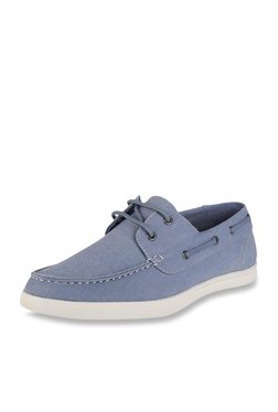 Van Heusen Denim Blue Boat Shoes