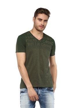 1648974c2 Buy Spykar T-shirts & Polos - Upto 70% Off Online - TATA CLiQ