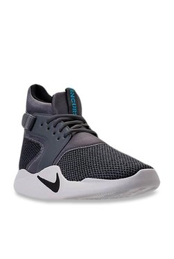 Nike Incursion Mid SE Dark Grey Basketball Shoes dc0abfdd0