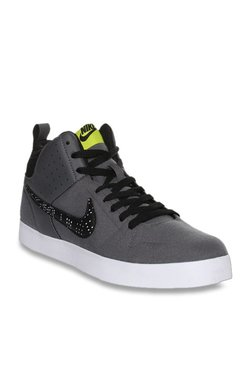c3d0404390b5 Nike Liteforce III Mid Dark Grey Ankle High Sneakers