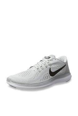 3dd9e2af17510 Nike Flex 2017 RN Pure Platinum Running Shoes