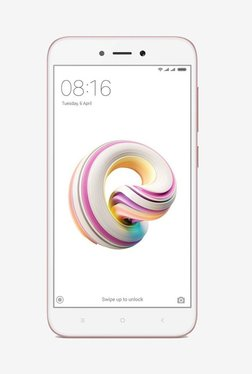 Xiaomi Redmi 5A 16 GB (Rose Gold) 2 GB RAM, Dual SIM 4G