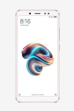 Xiaomi Redmi Note 5 pro (4GB RAM, 64GB)