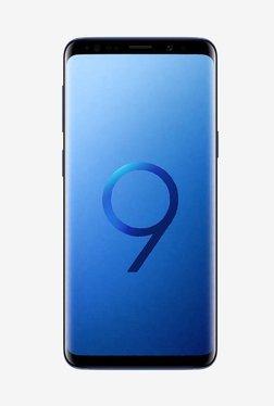 Samsung Galaxy S9 Plus 256 GB (Coral Blue) 6 GB RAM, Dual SIM 4G