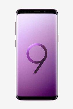 Samsung Galaxy S9 256 GB (Lilac Purple) 4 GB RAM, Dual SIM 4G