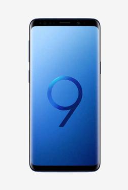 Samsung Galaxy S9 Plus 128 GB (Coral Blue) 6 GB RAM, Dual SIM 4G