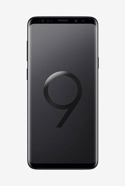 Samsung Galaxy S9 Plus 256 GB (Midnight Black) 6 GB RAM, Dual SIM 4G