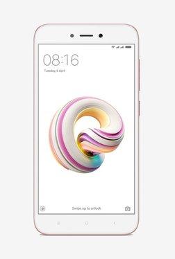 Xiaomi Redmi 5A 32 GB (Rose Gold) 3 GB RAM, Dual SIM 4G