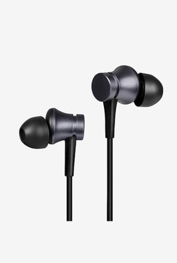 Xiaomi Basic YDJC01JY In The Ear Earphones With Mic (Black)