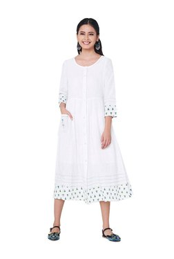 198c1a8d30f2 Buy Global Desi Dresses - Upto 70% Off Online - TATA CLiQ