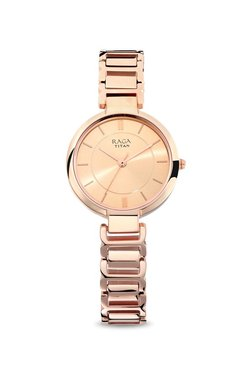 6535620c8ce Titan 2608WM01 Raga Viva Analog Watch For Women