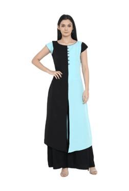 66548a174 Women Fashion day   Flat 60% Off   On Women s Printed Polyester Kurtas at  Lowest Price at SasteSaude