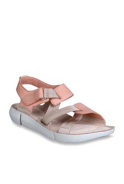 640a181ac Clarks Peach Ankle Strap Sandals