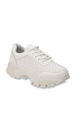 Truffle Collection White Casual Sneakers - Mp000000003196381