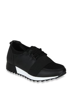 Truffle Collection Black Casual Sneakers - Mp000000003194197