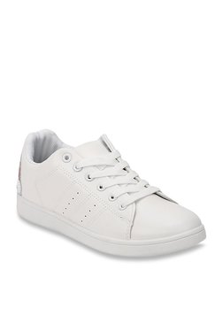 Truffle Collection White Casual Sneakers - Mp000000003195783