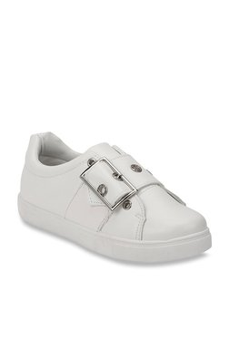 Truffle Collection White Casual Sneakers - Mp000000003195830