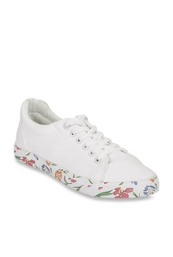 Truffle Collection White Casual Sneakers - Mp000000003195897