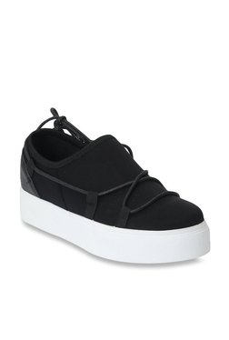 Truffle Collection Black Casual Sneakers - Mp000000003195498