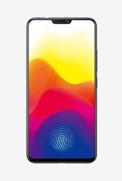 Vivo X21 128 GB (Black) 6 GB RAM, Dual SIM 4G