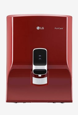 LG PuriCare WW130NP RO 8 L Water Purifier (Red)
