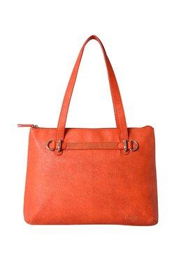 Baggit L Bluebell Y G Gland Orange Solid Shoulder Bag