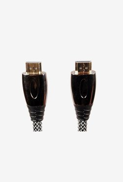 D-Parts HDAA152 High Speed 1.5m HDMI Cable With Ethernet (Black)