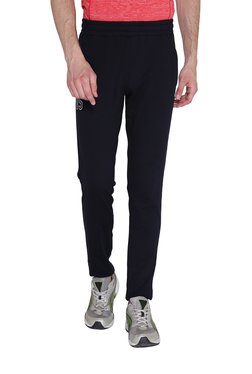 b36b502d2 Alcis Black Regular Fit Track Pants