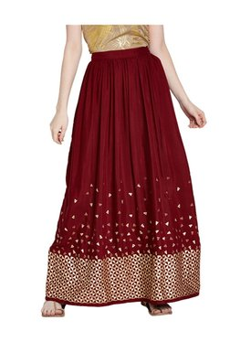 4578b100ca Buy Global Desi Skirts - Upto 70% Off Online - TATA CLiQ