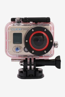ClickPro Prime 12 MP Sports & Action Camera (Metallic Copper)