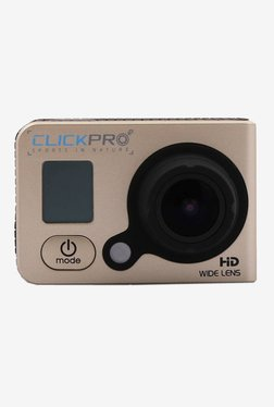 ClickPro Polar 12 MP Sports & Action Camera (Silver)