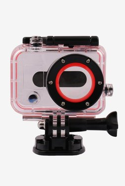 ClickPro Waterproof Sports & Action Camera (Black/White)