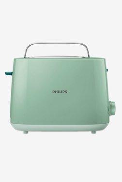 66fb17f8201 Philips HD2584 60 830 W 2 Slice Pop Up Toaster (Desert Green)