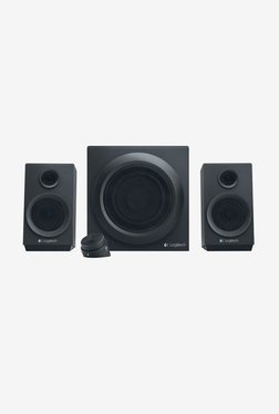 Logitech Z333 Computer Speakers (Black)