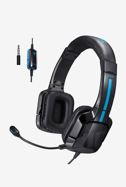 Mad Catz Tritton Kama On Ear Headphones With Built-in Mic (Black)